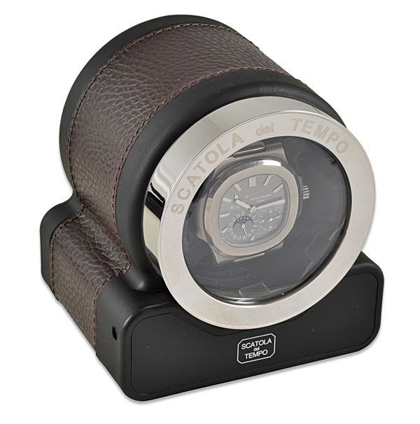 Rotor One HDG watch winder by Scatola del Tempo