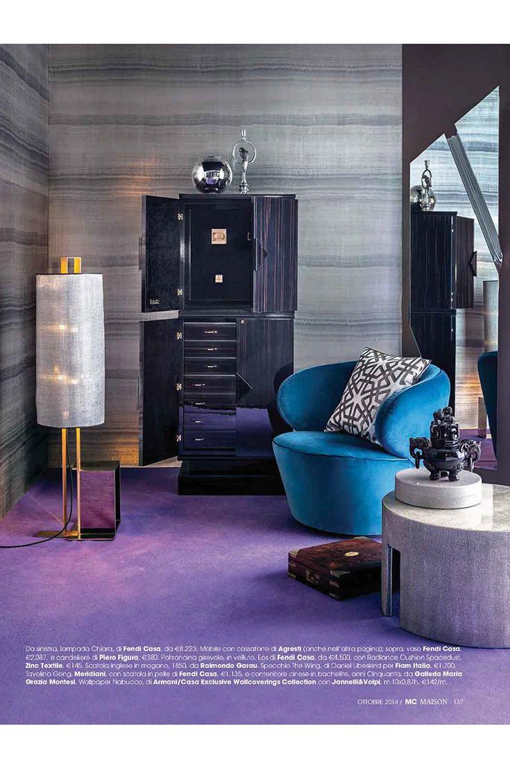 402 best images about fendi casa on pinterest september 2014 villas and monaco - Marie claire casa ...