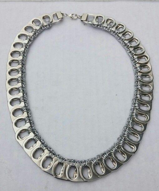 Can tab necklace $23 - EcoChique@aol.com