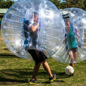 Inflatable-ZONE is a manufacturer company which makes inflatable products like bubble soccer ball, human bubble ball, bubble football etc. Shop online now inflatable products. For more info visit our factory or site.