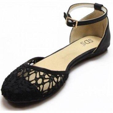 Diese eleganten  #Sandalen #Ballerinas machen Lust auf laue Sommernächte.#SchuhSchuh24 finden sie #Schuhe mit Strasssteinen, Perlen, Fransen, gehäkelt oder Bunt.Wir lieben sie alle. Unser Preis: 10,50 €