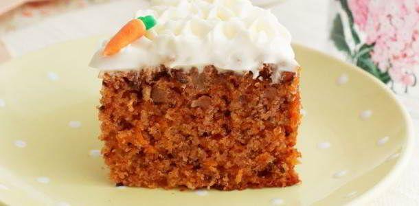 Receta de bizcocho de zanahoria | carrot Cake receta