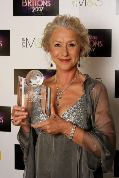 Helen Mirren Photo - Greatest Britons 2007 Studio