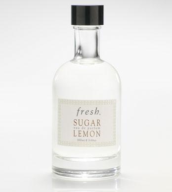 Lemon eau de parfum, by Fresh