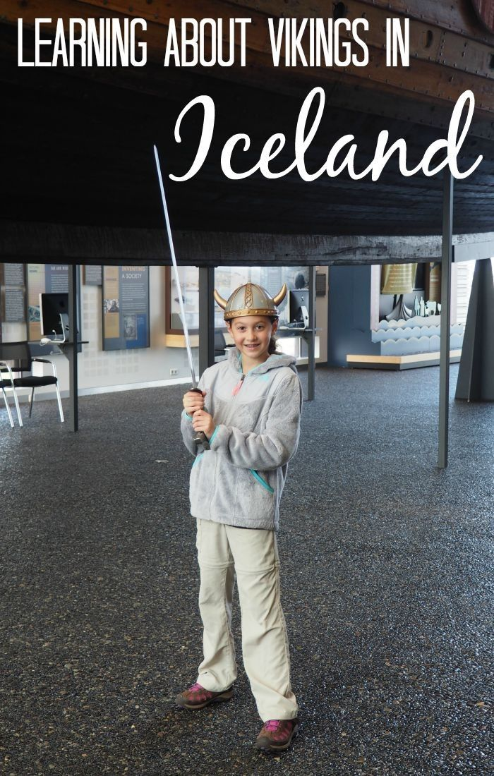 Learning about Vikings in Iceland at the Saga Museum and Vikingworld Museum