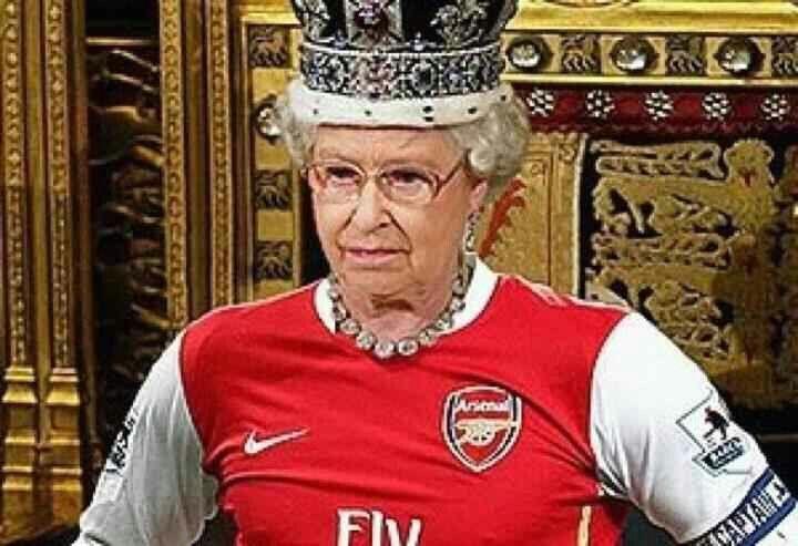 Arsenal fan...
