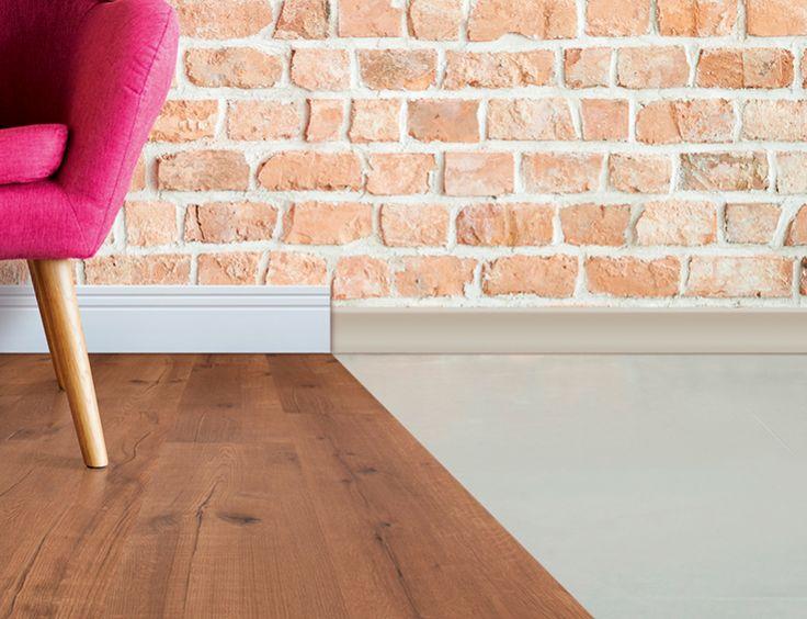 O acabamento protege as paredes, valoriza a arquitetura e pode até esconder a fiação elétrica