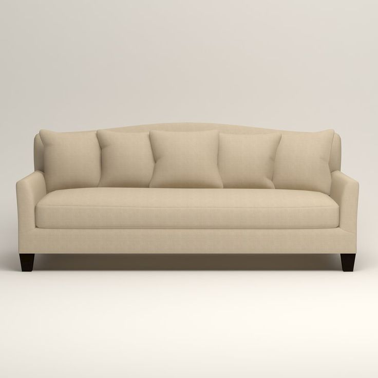 "Hayworth 90"" Down Blend Sofa & Reviews 
