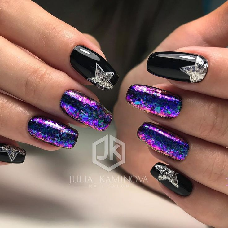 517 best New year nails images on Pinterest | Nail design, Nail ...