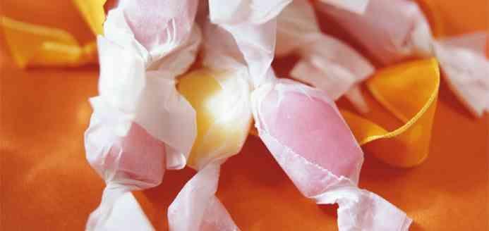 Bonbons au sel de mer (Salt Water Taffy)