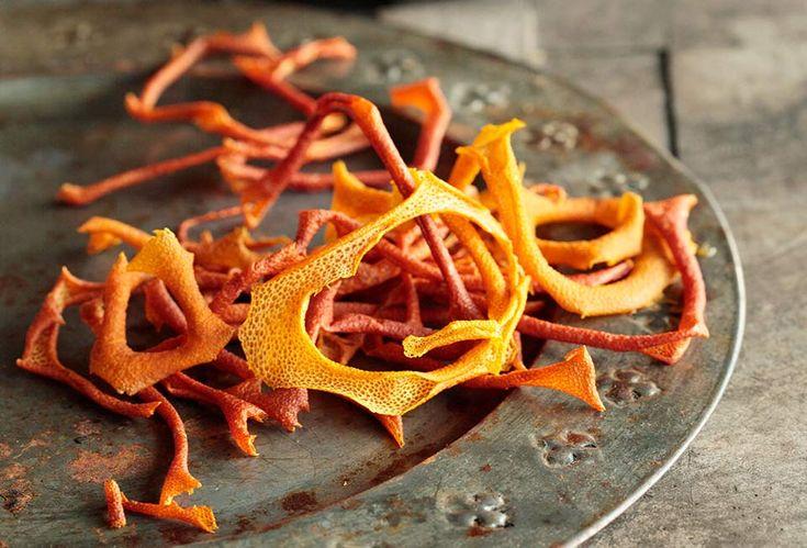 How to Make Dried Citrus Peel | Leite's Culinaria