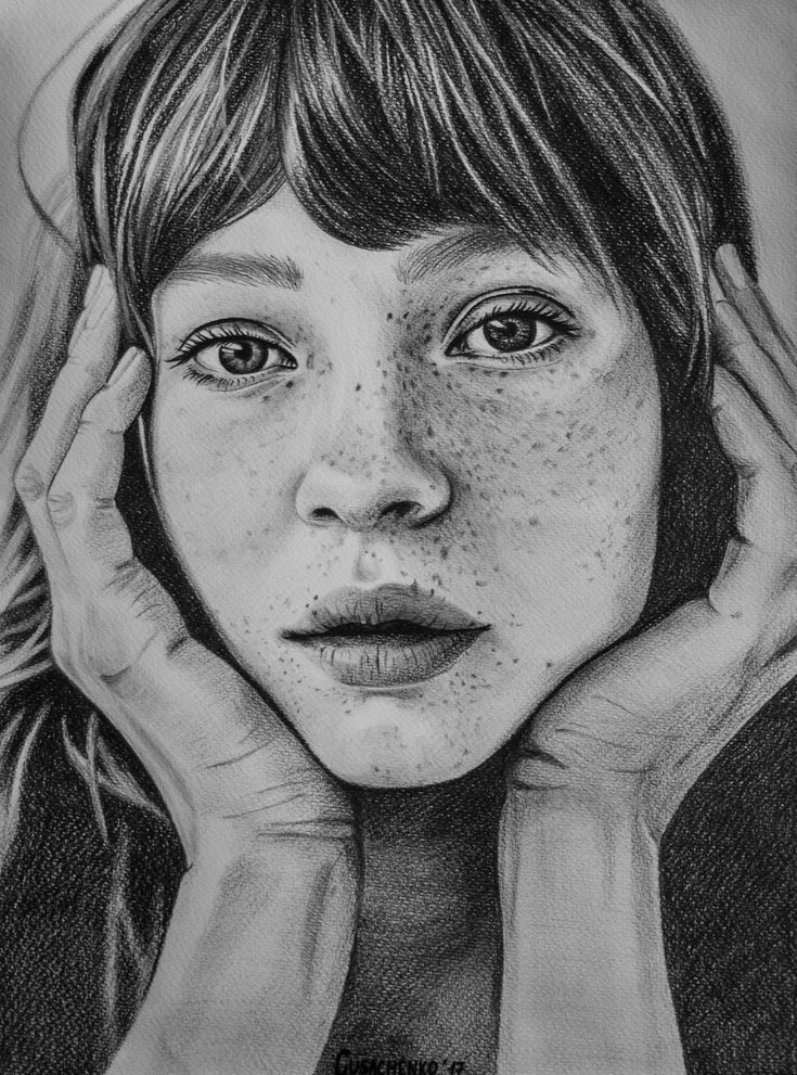 portrait | pencil | drawing || @natali_maine | From photo by VOVA KLEVER