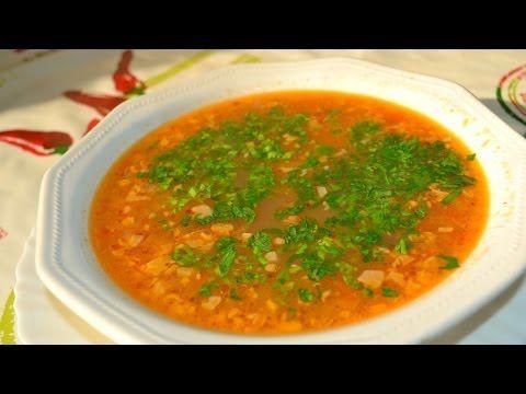 Ну, оОчень вкусный - Суп Харчо! - YouTube