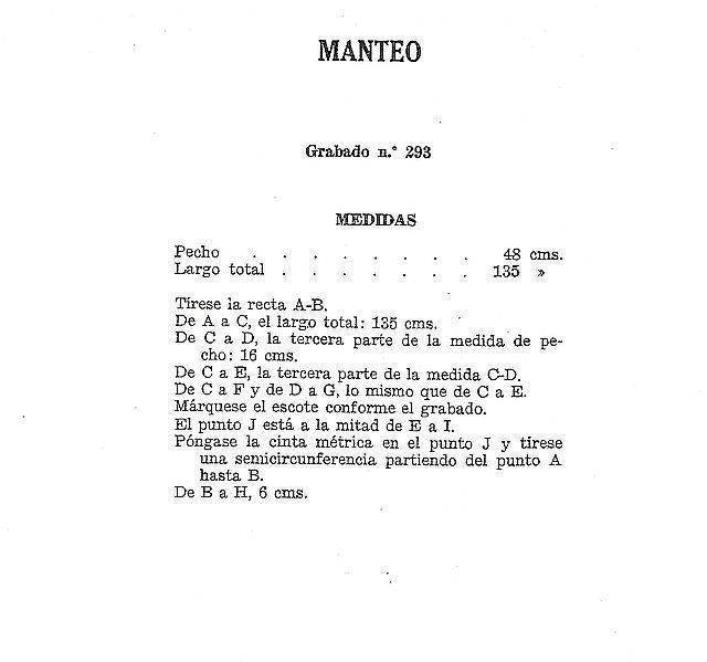 Ceremonia y rúbrica de la Iglesia española - El manteo - Indumentaria clerical
