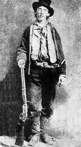 William H. Bonney (born William Henry McCarty, Jr. - November 23, 1859 – July 14, 1881), also known as Henry Antrim, but better known as Billy the Kid.