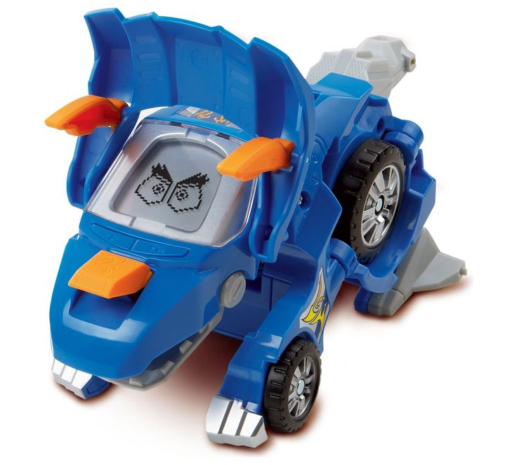 Buy VTech Horns the Triceratops Switch & Go Dinos at Argos.co.uk, visit Argos.co.uk to shop online for Electronic toys and games, Electronic toys, Toys