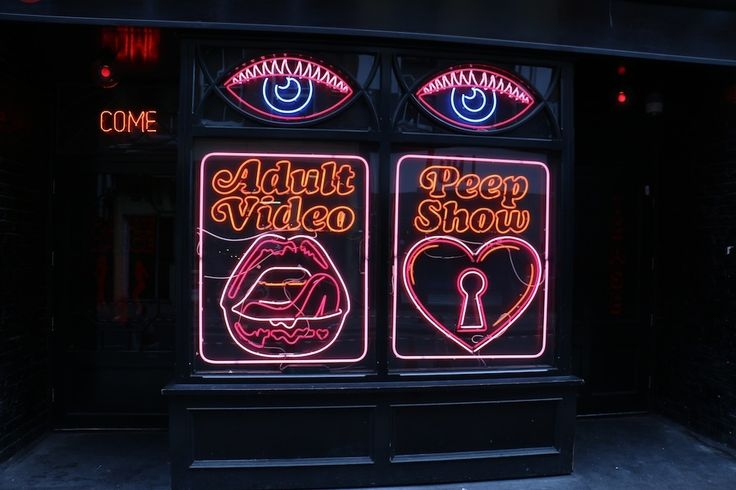 Gentrification Is Turning London's Soho Into a Gimmicky, Sex Work-Themed Theme Park