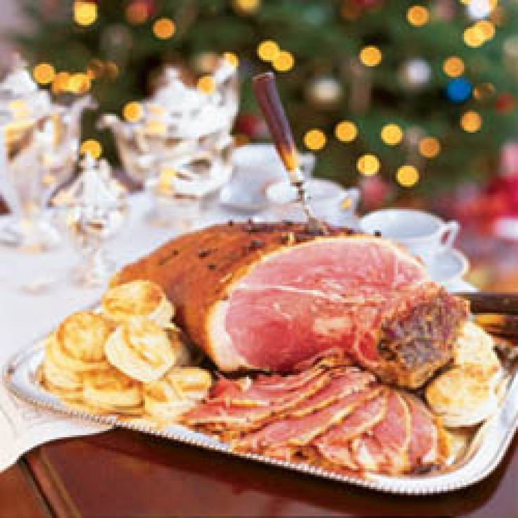 A southern staple during the holidays, this salt-cured ham is coated with a deliciously sweet and crunchy glaze.