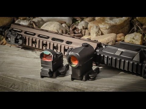 BUILDING A 300 BLACKOUT UPPER: OPTICS [LOCK AND LOAD SERIES Ep. 1 Pt. 2] - YouTube
