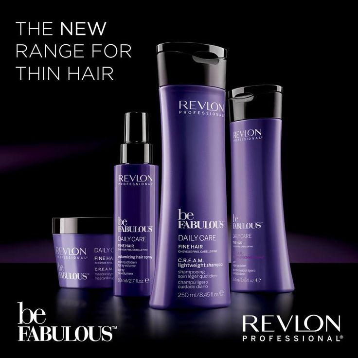 Win a Revlon Professional be FABULOUS Hair Care Routine for You and Two Friends!