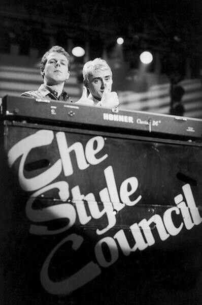 The Style Council #dynamicduo #musictomyeyes #Zappos