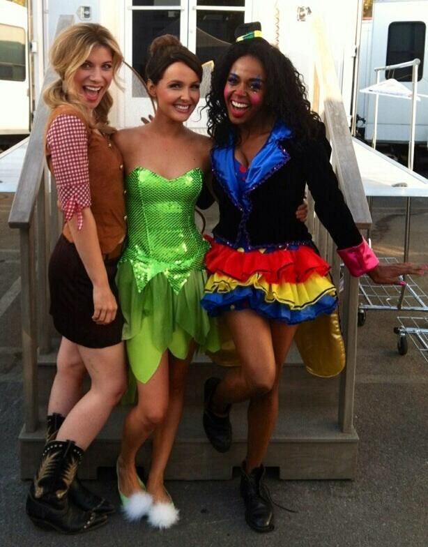 Grey's Anatomy Cast Shows Off Halloween Costumes on Set ...