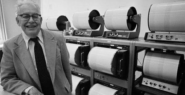 Charles Richter, el hombre que revolucionó el estudio de los terremotos en el mundo