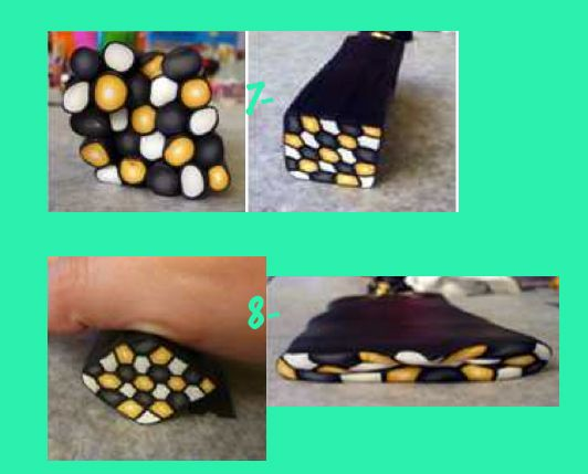 Hidden Magic Tute - there are many of these on the web.  This one is easy and clear. #polymer clay #tutorial