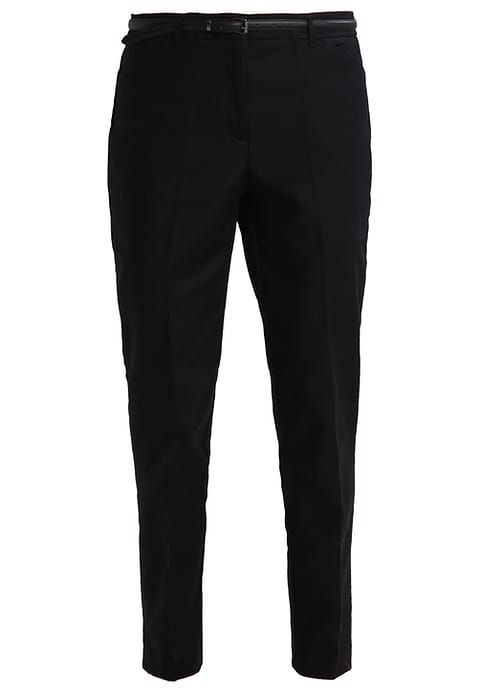 Esprit Collection Spodnie materiałowe - black za 249 zł (21.06.17) zamów bezpłatnie na Zalando.pl.