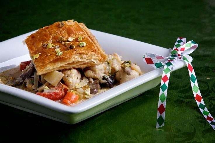 Monkfish Stew Casserole