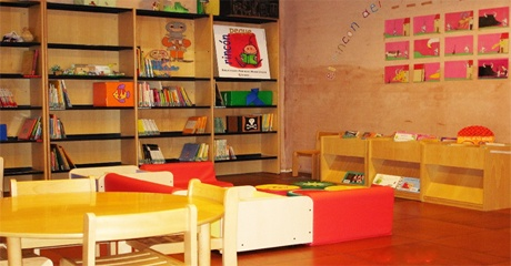 Bibliotecas Públicas Municipales de Zaragoza. Portal para niños y niñas, también para familias y educadores