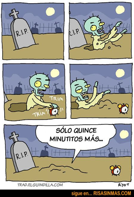 Quince minutos más #humor #chistes