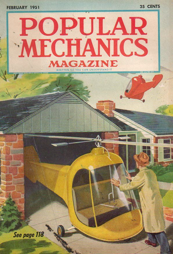 1951 my Dad used to love these, He actually had an article published in one when he was a boy!