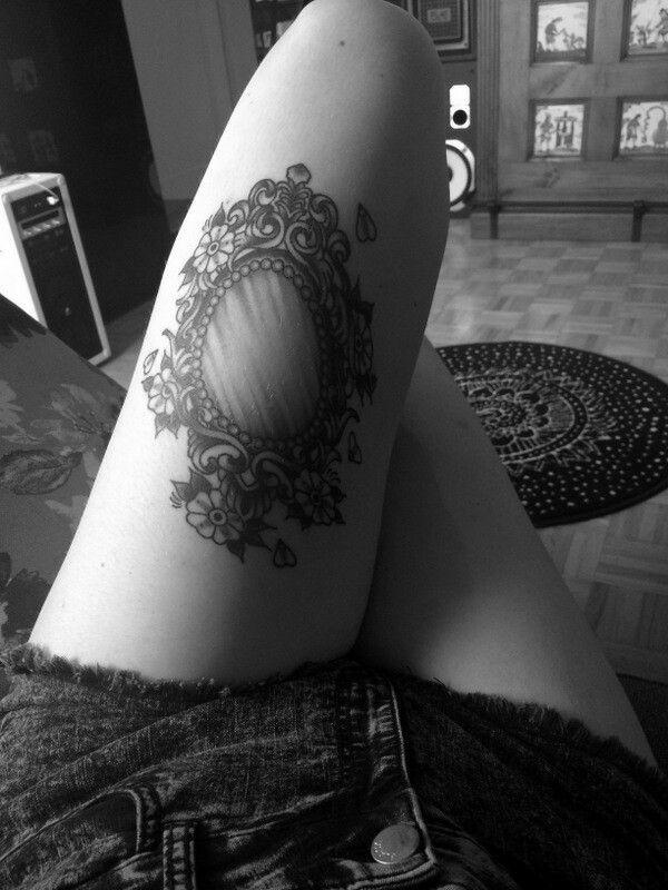 13 besten tattoo ideas... Bilder auf Pinterest | Alte spiegel ...