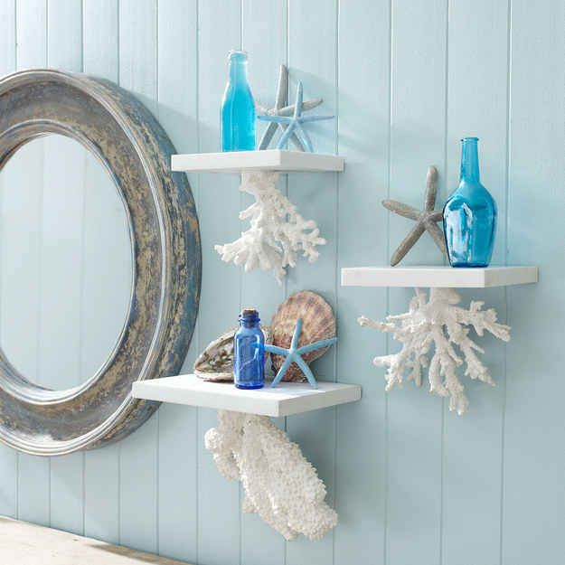 33 Nautical DIYs That Will Transport You To The Beach