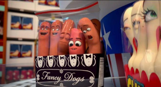Cuando Seth Rogen apareció ayer en el Paramount Theatre de Austin para presentar el work in progress de la película de animación Sausage party (La fiesta de las salchichas), pocos
