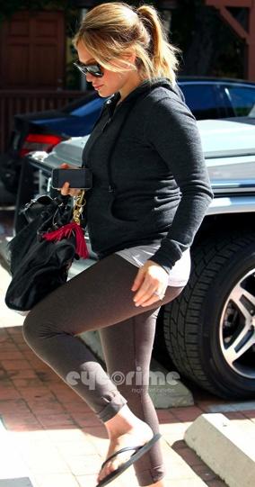 Hilary Duff. My fashion idol!