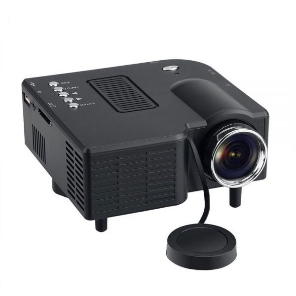2017 #New Deals - 63% #OFF, $36.49 for GM40 #Mini #Multimedia #LED #Projector