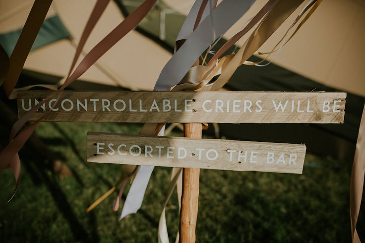 Image by @Enchanted Brides Photography, tipis by @World Inspired Tents