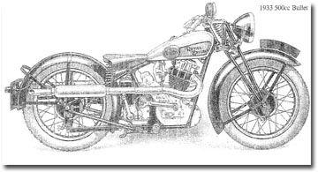 1933 Bullet Classic, where mainstream Enfield originated