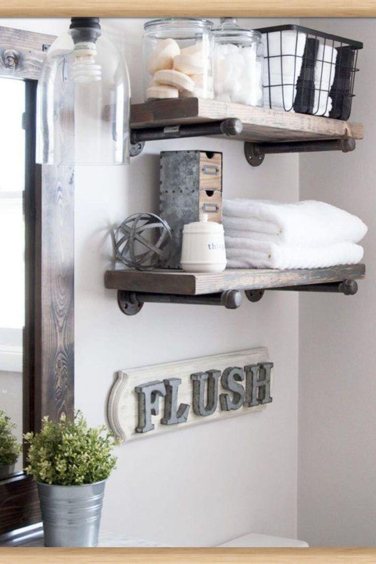 badezimmerregale  schöne und einfache diy badezimmer