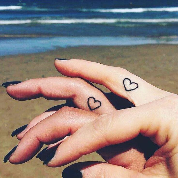 nice Friend Tattoos - Best Friend Tattoos - 40+ Cute and Small Tattoos for Girls - Cool Design Ideas