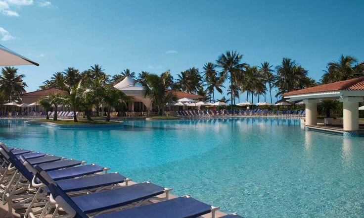 costa do sauipe resorts piscina