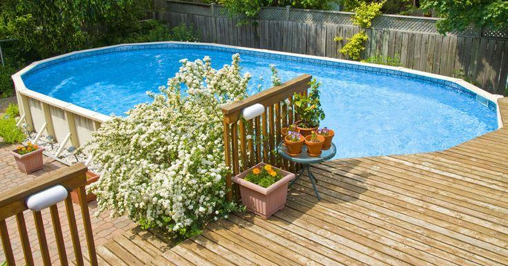 Quanto costa una piccola piscina interrata? 13 idee per un ...