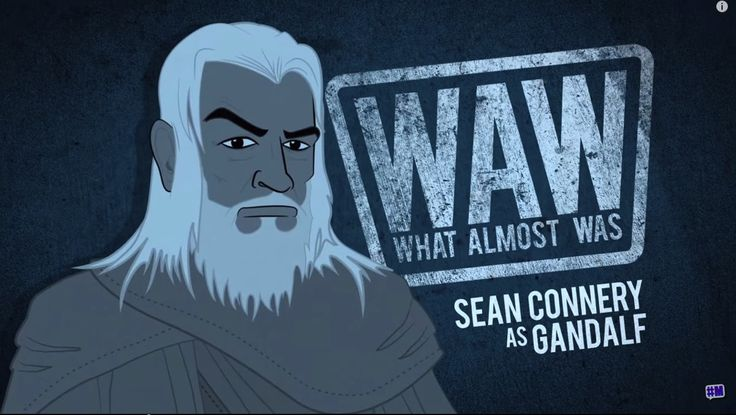 What Almost Was: Sean Connery as Gandalf - http://www.entertainmentbuddha.com/what-almost-was-sean-connery-gandalf/