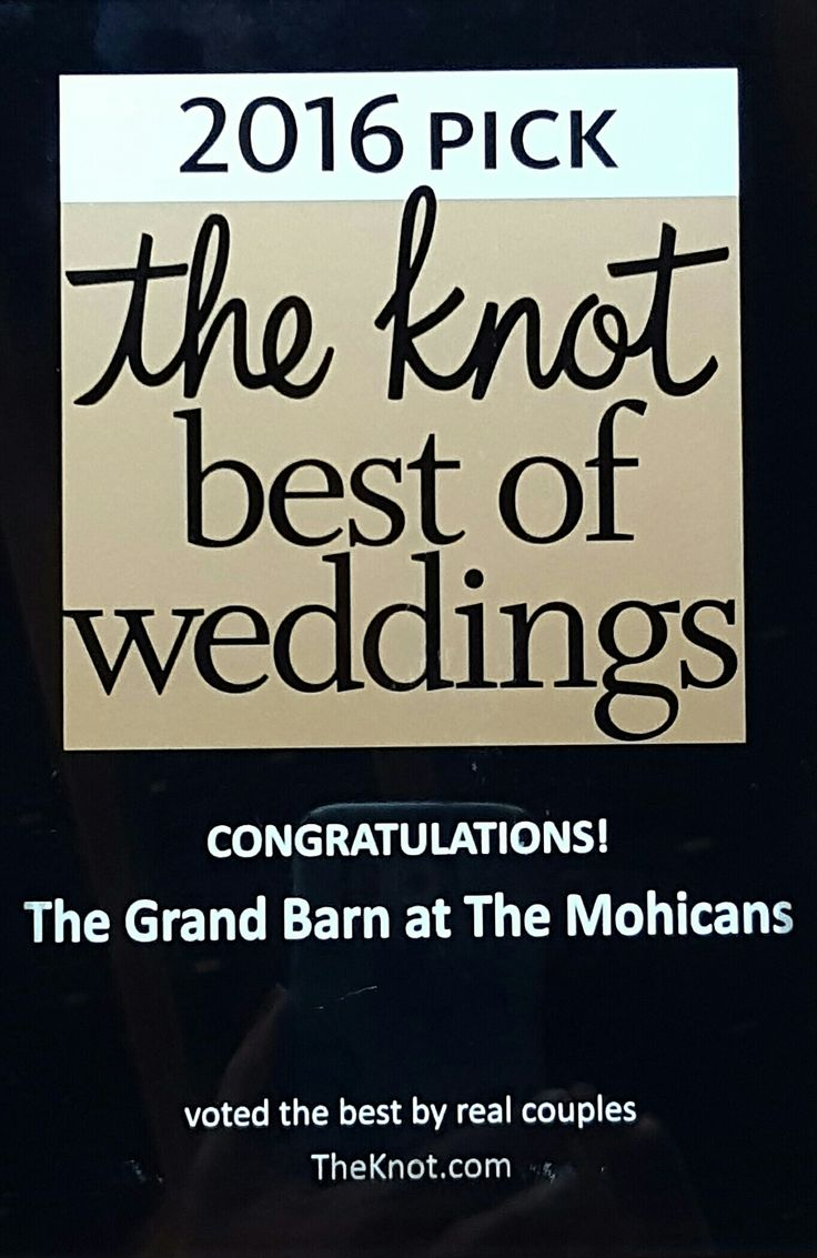 best wedding venue by the knot