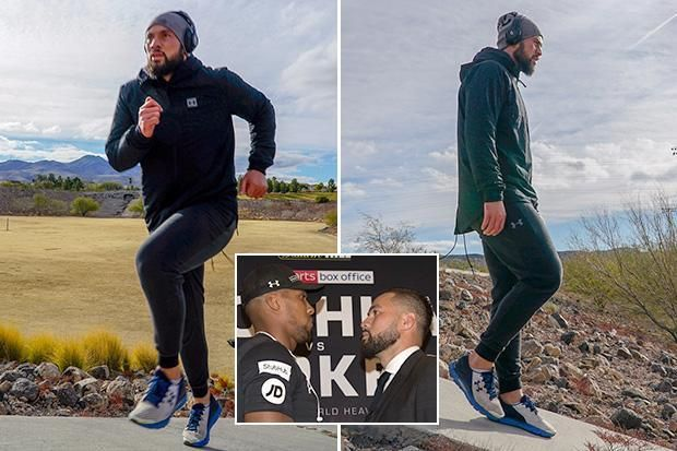 JOSEPH PARKER is into the ultimate levels of his training as he prepares to struggle Anthony Joshua at Cardiff's Principality Stadium on March 31. The Kiwi boxer is the large underdog to snare the IBF, IBO and WBO heavyweight world titles, so as to add to the WBA strap he has already...