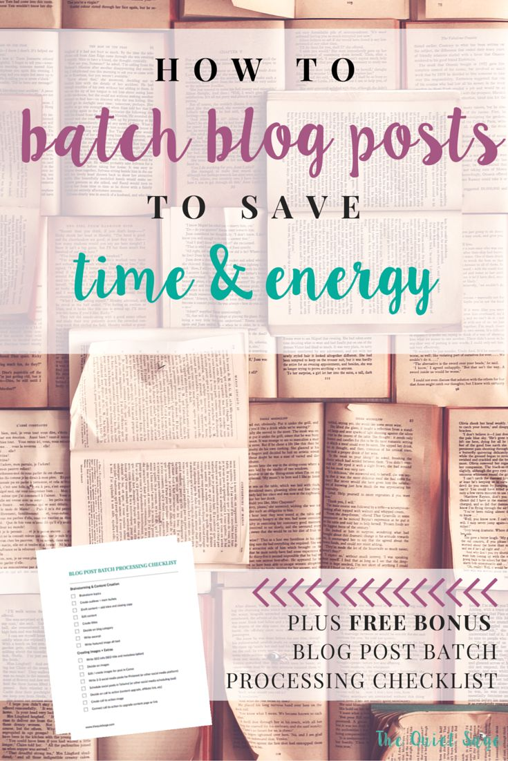 Writing and publishing blog posts for your online business can be time consuming. One of my best productivity secrets for being consistent with blogging is to batch my blog post content and scheduling. It makes for faster work and freed up time and energy later to get more projects done - or to spend more time with my son as a stay-at-home mom. Click through to read how to batch your blog posts and get the free bonus blog post batch processing checklist that I personally use in my own biz!