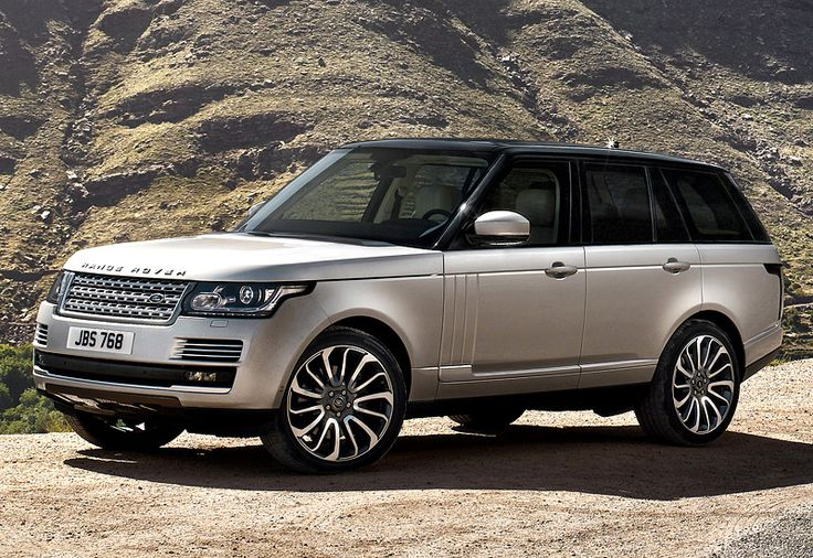 2012 Land Rover Range Rover Supercharged Specifications