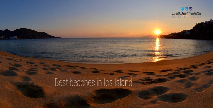 Best beaches in #Ios island. They will amaze you!